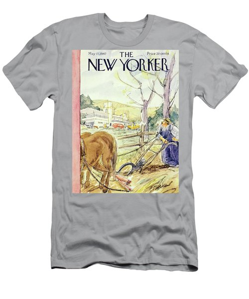 New Yorker May 17, 1947 Men's T-Shirt (Athletic Fit)