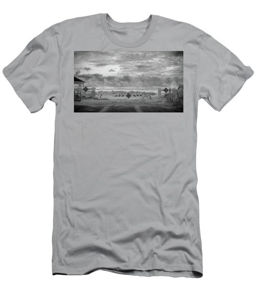 No Vehicles Men's T-Shirt (Athletic Fit)