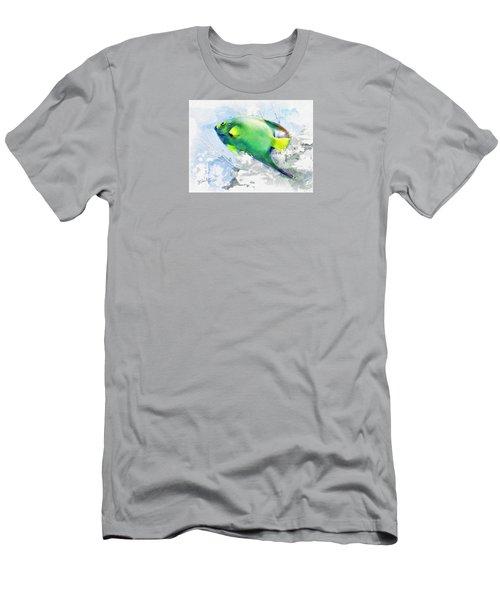 Ocean Colors Men's T-Shirt (Athletic Fit)
