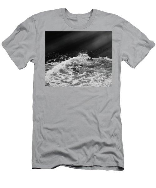 Ocean Memories Iv Men's T-Shirt (Athletic Fit)