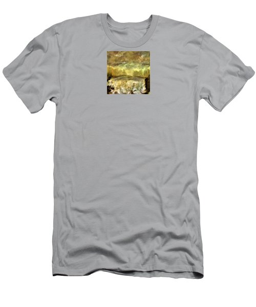 October At The Falls Men's T-Shirt (Athletic Fit)