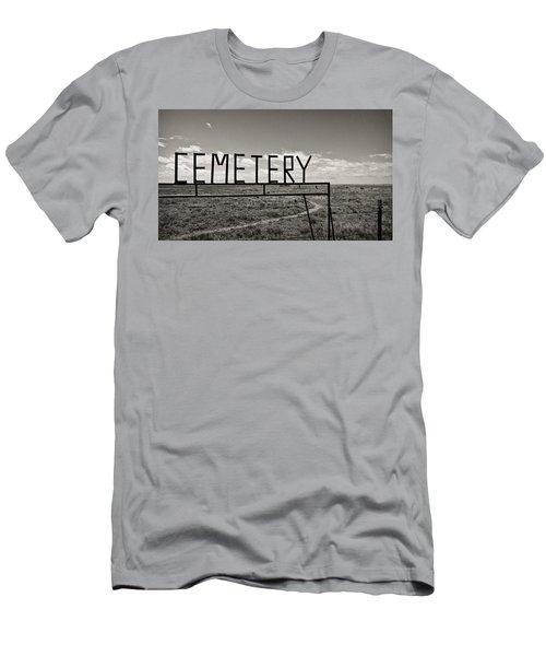 Oh, Bury Me Not Men's T-Shirt (Athletic Fit)