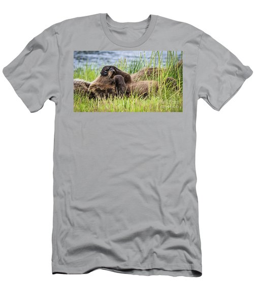 Oh My God Men's T-Shirt (Athletic Fit)