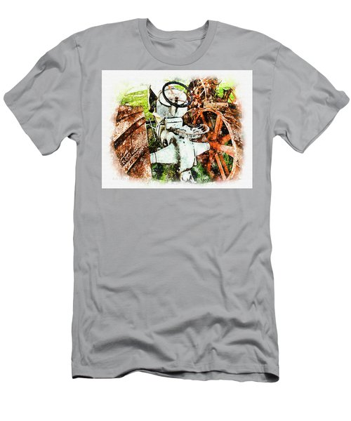 Old 1921 Fordson  Men's T-Shirt (Athletic Fit)