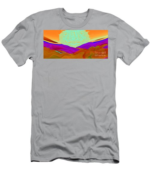 On The Wings Of The Sun Full Throttle Men's T-Shirt (Athletic Fit)