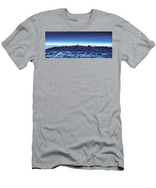 One Tree Hill -blue -2 Men's T-Shirt (Athletic Fit)