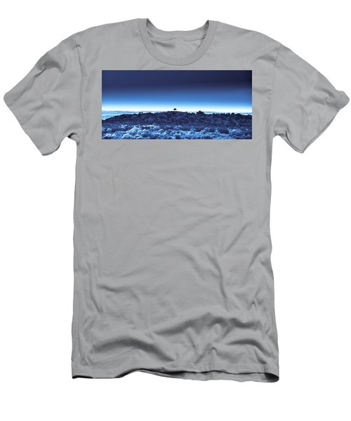 One Tree Hill - Blue 4 Men's T-Shirt (Athletic Fit)