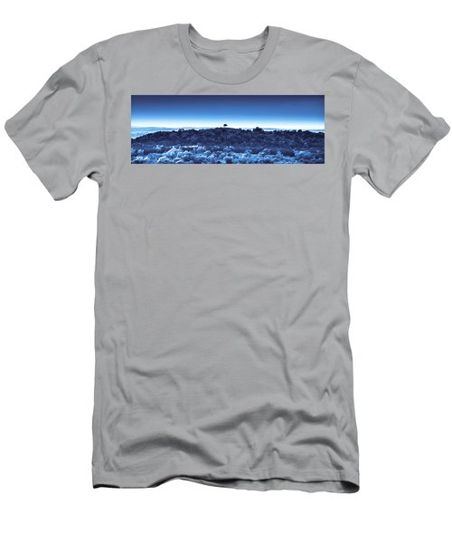 One Tree Hill - Blue Men's T-Shirt (Athletic Fit)