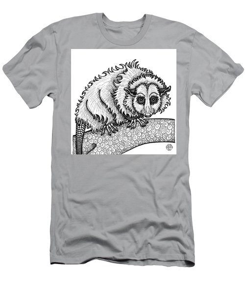 Opossum Men's T-Shirt (Athletic Fit)