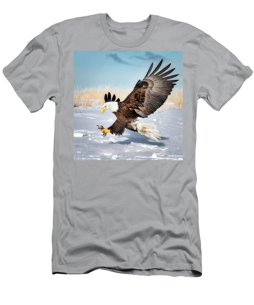 Outstretched Claws Men's T-Shirt (Athletic Fit)