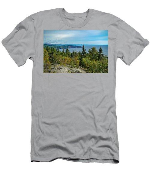 Palisade Head Men's T-Shirt (Athletic Fit)