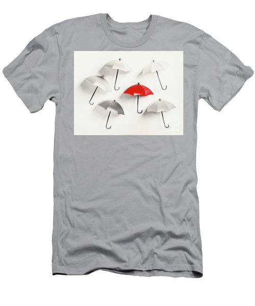 Parasol Pop Men's T-Shirt (Athletic Fit)