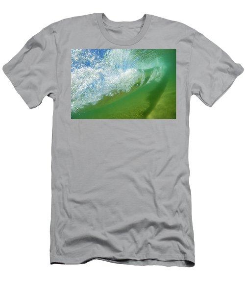 Passing Barrel Men's T-Shirt (Athletic Fit)