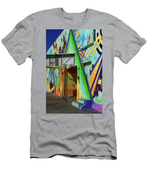 Men's T-Shirt (Athletic Fit) featuring the photograph Paste by Skip Hunt