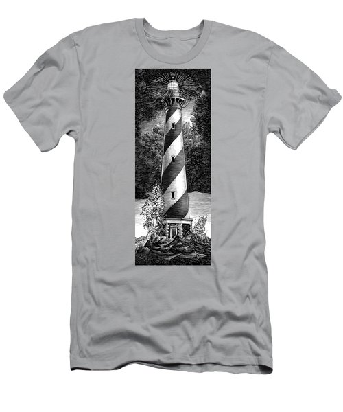 Peace In The Storm Men's T-Shirt (Athletic Fit)
