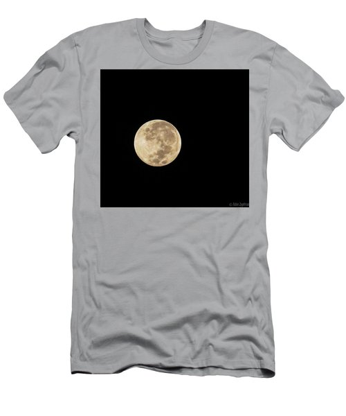 Peace Is Better Men's T-Shirt (Athletic Fit)