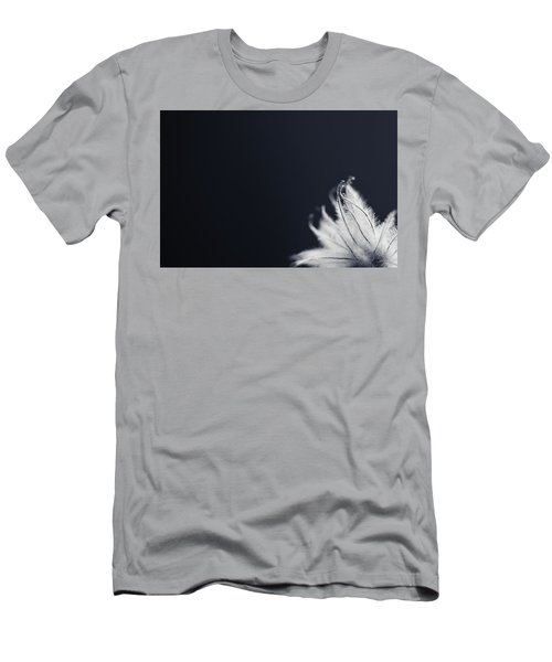 Men's T-Shirt (Athletic Fit) featuring the photograph Peek by Michelle Wermuth