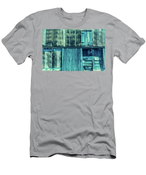 Men's T-Shirt (Athletic Fit) featuring the photograph Pieces Of The Past by Melissa Lane