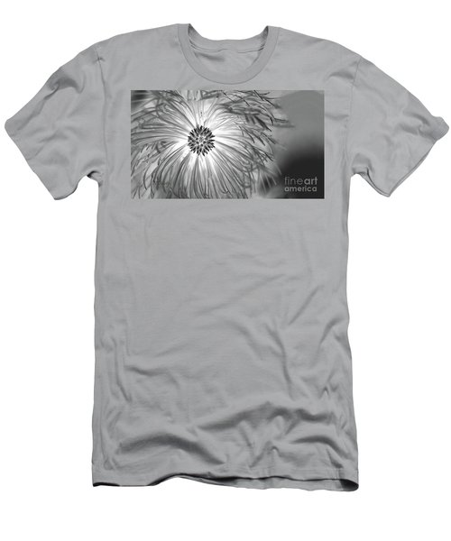 Pine Cone With Needle Halo Men's T-Shirt (Athletic Fit)