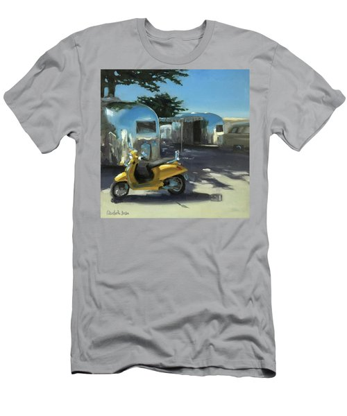 Pismo Vintage Rally Men's T-Shirt (Athletic Fit)