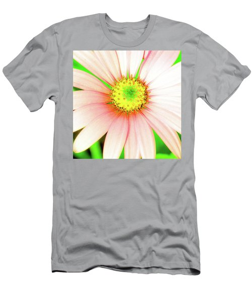 Pop Art Osteospermum 1 Men's T-Shirt (Athletic Fit)