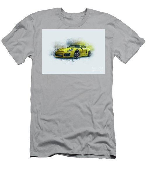 Porsche 911 Men's T-Shirt (Athletic Fit)