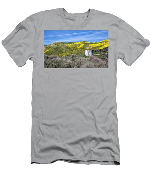 Pretty In Patina Men's T-Shirt (Athletic Fit)