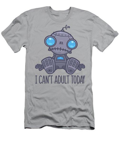 Print Men's T-Shirt (Athletic Fit)