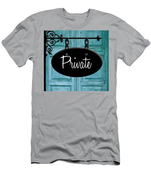 Private Men's T-Shirt (Athletic Fit)