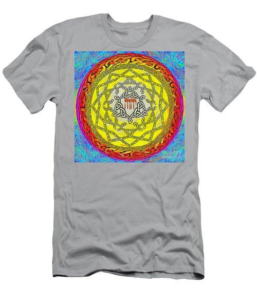 Psalm 37 Men's T-Shirt (Athletic Fit)