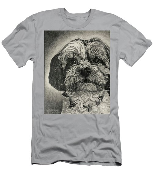 Puppers Men's T-Shirt (Athletic Fit)