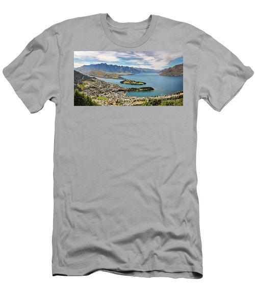 Queenstown Men's T-Shirt (Athletic Fit)