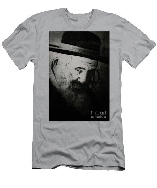 Rabbi Shayele Kerestirer Men's T-Shirt (Athletic Fit)