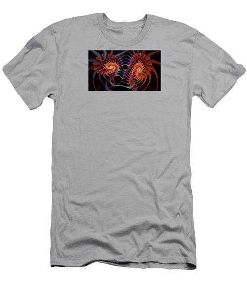 Rainbow Velcro Men's T-Shirt (Athletic Fit)