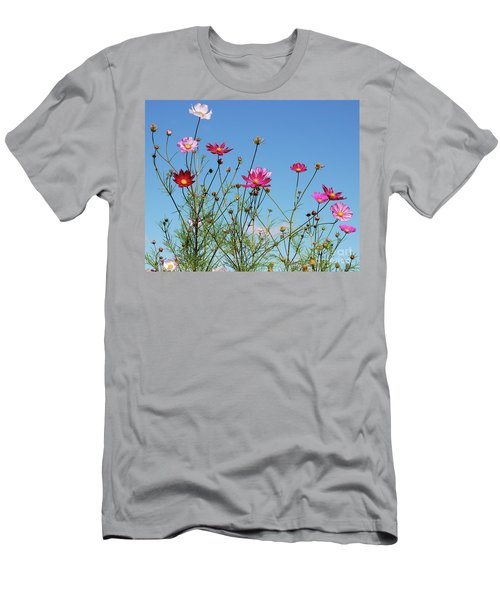 Reach For The Cosmos Men's T-Shirt (Athletic Fit)