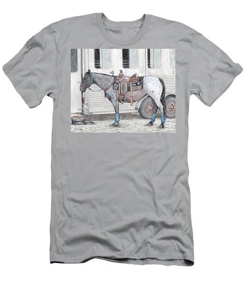 Ready For Battle  Men's T-Shirt (Athletic Fit)