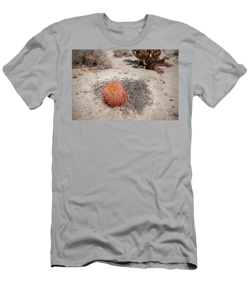 Red Barrel Cactus And Mesquite Men's T-Shirt (Athletic Fit)