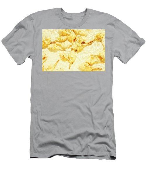 Resort Ripples Men's T-Shirt (Athletic Fit)