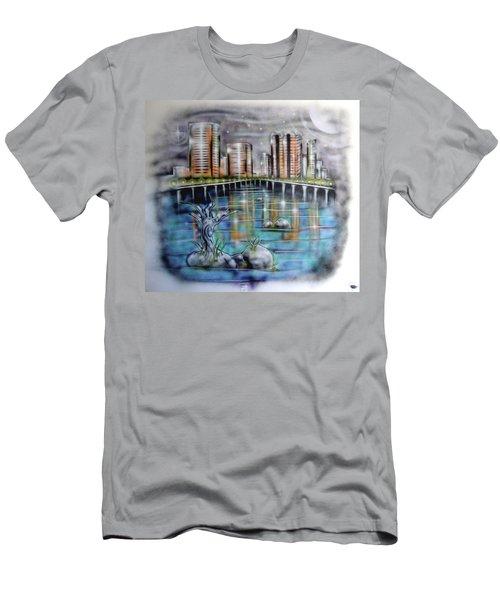 Richmond Va Men's T-Shirt (Athletic Fit)