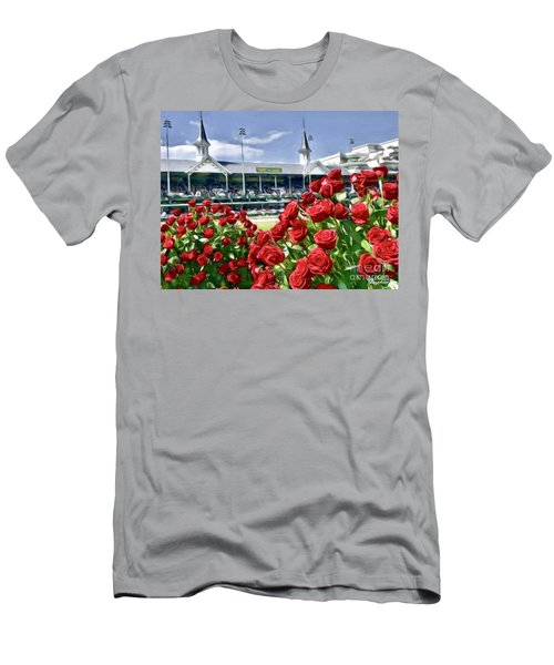 Road To The Roses Men's T-Shirt (Athletic Fit)