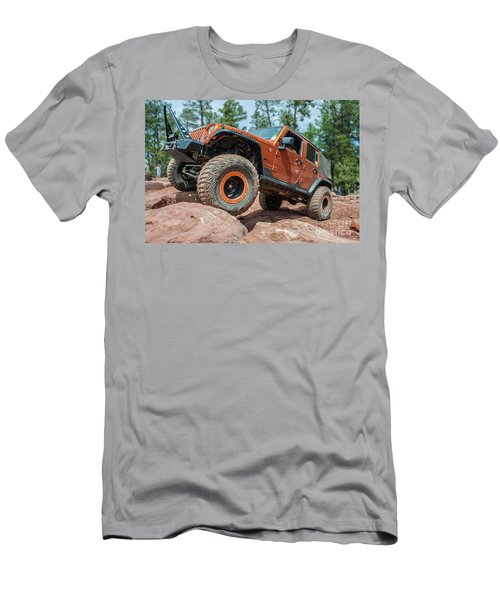 Rock Crawlin Men's T-Shirt (Athletic Fit)