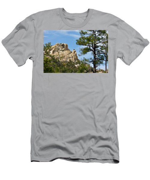 Rocky Peak Men's T-Shirt (Athletic Fit)