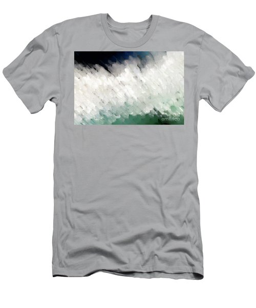 Romans 14 13. Stumbling Block Or A Stepping Stone Men's T-Shirt (Athletic Fit)