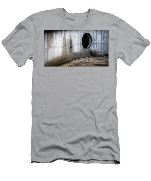 Round Window Men's T-Shirt (Athletic Fit)