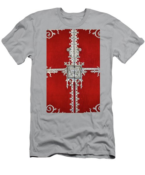 Royal Door Of Sintra Men's T-Shirt (Athletic Fit)