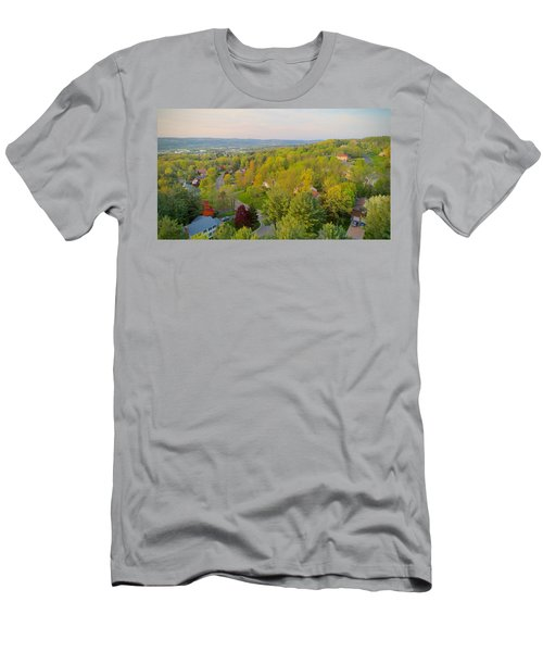 S P R I N G Men's T-Shirt (Athletic Fit)