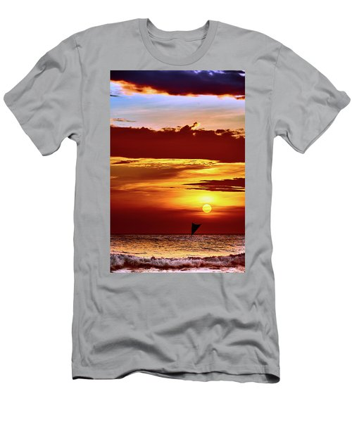 Sail Away... Men's T-Shirt (Athletic Fit)