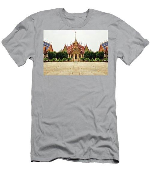Sak Yant  Men's T-Shirt (Athletic Fit)
