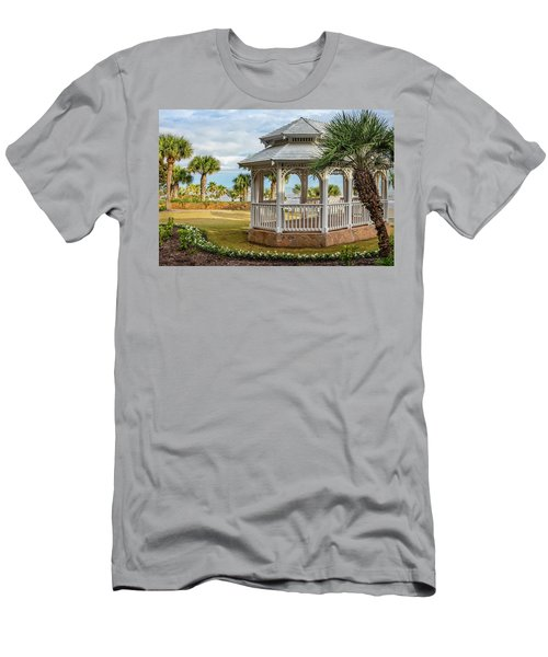 San Luis Gazebo Men's T-Shirt (Athletic Fit)