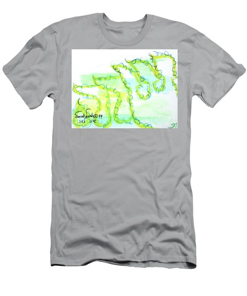 Sarah Nf1-123 Men's T-Shirt (Athletic Fit)
